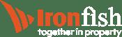 Ironfish_English_logo_horizontal_tagline_Colour_Reversed